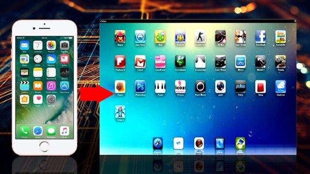 iPhone'ları bilgisayar üzerinden kontrol etme rehberi.