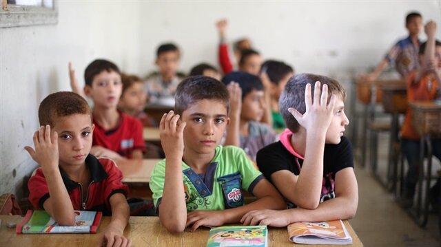 Ablukadaki Doğu Guta'da eğitim mücadelesi