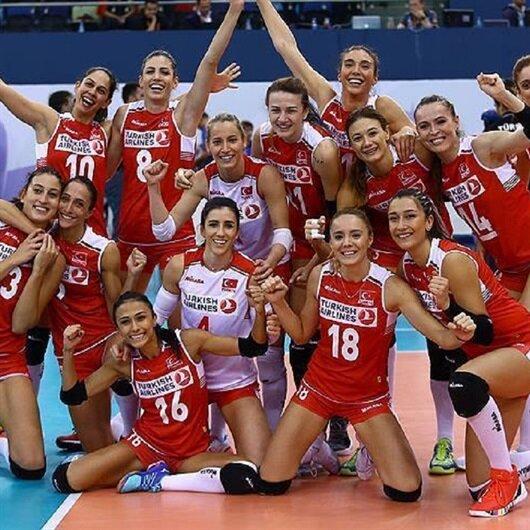 Turkey bags bronze in women's volleyball tournament