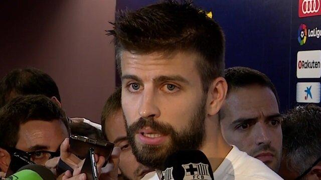 Barcelonalı Pique ağladı: Problemse milli takımı bırakırım
