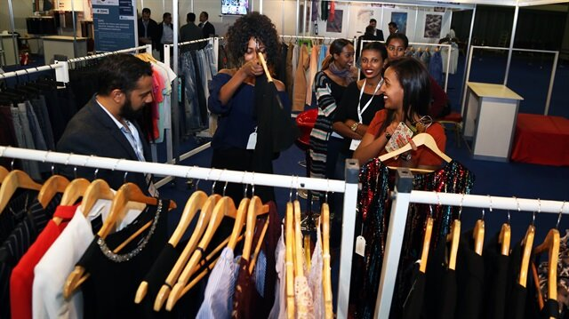 Turkey participates in Africa fashion week in Ethiopia
