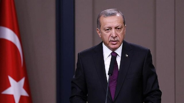Erdoğan'dan Talabani ailesine taziye