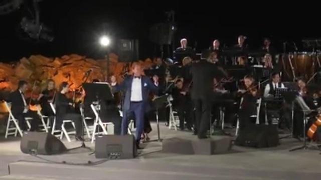 İzmir Devlet Senfoni Orkestrasından 'Erik Dalı' performansı