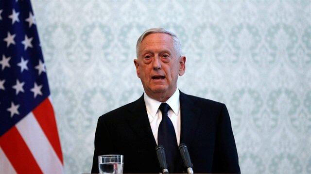 ABD Savunma Bakanı Mattis