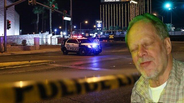 Yetkililer, Las vegas saldırısı Paddock'un pilot brövesi ve avcılık lisansı olduğunu, suç kaydının bulunmadığını söylüyor.