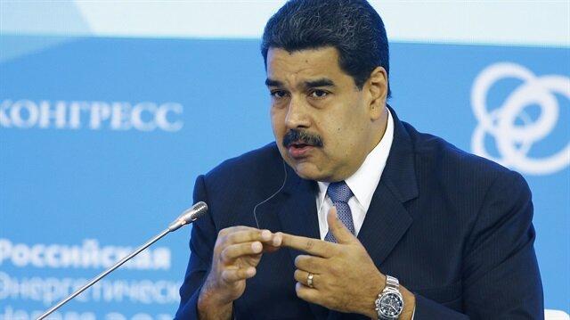 """Maduro'dan """"OPEC anlaşması uzatılsın"""" önerisini sundu."""