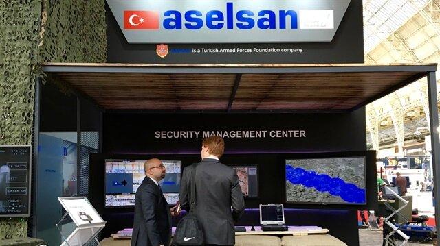 ASELSAN ortaklığında şirket kuruldu.