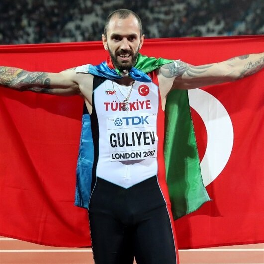 Ramil Guliyev'e büyük onur