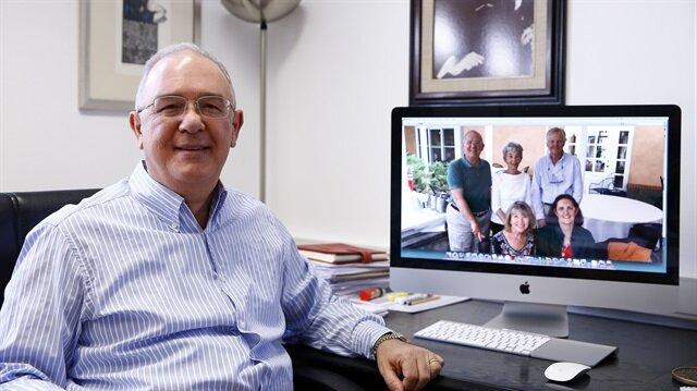Turkish Tayfun Özçelik scientist worked with medicine Nobel laureate