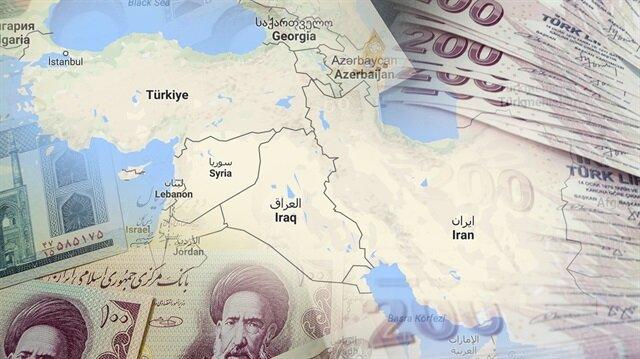 Türkiye ve İran'dan milli para hamlesi.