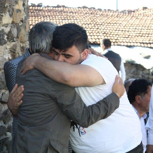 Çankırı'da çifte şehit acısı