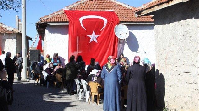 Acı haberi memleketleri Çankırı'ya ulaştı