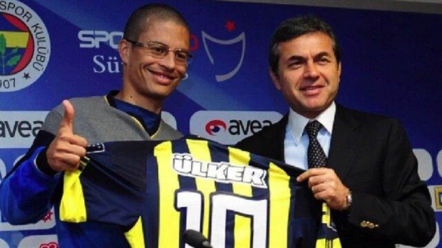 Alex de Souza, Fenerbahçe'deyken sorun yaşadığı Aykut Kocaman hakkında dikkat çeken bir paylaşımda bulundu.