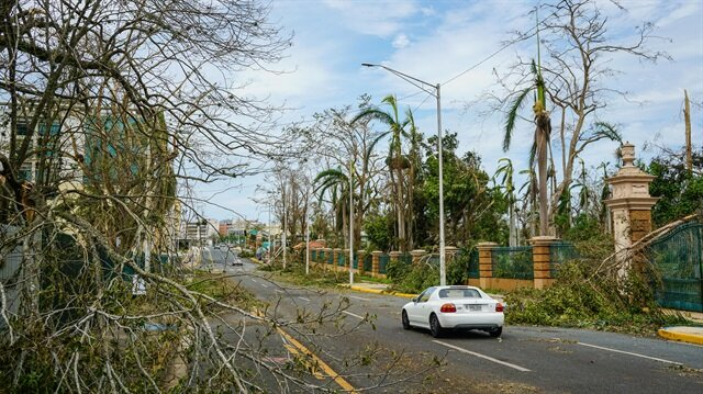 Kasırgaların ABD'ye maliyeti 260 milyar doları aştı
