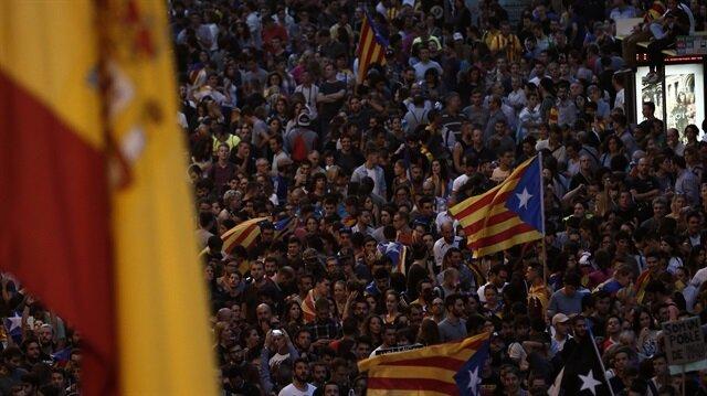 İspanya ekonomisinde 'bağımsızlık sancısı' sürüyor
