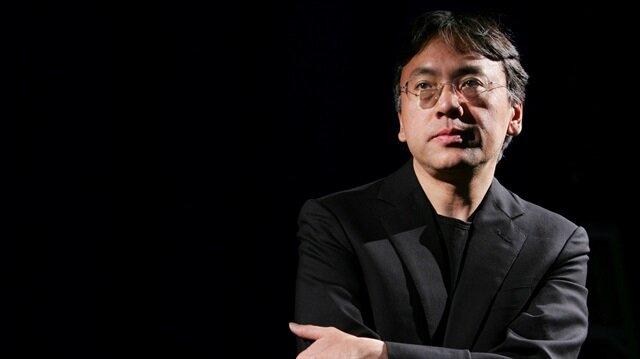 Author Kazuo Ishiguro