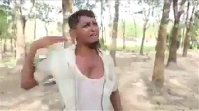 Mute Rohingya Muslim describes horrors of Myanmar