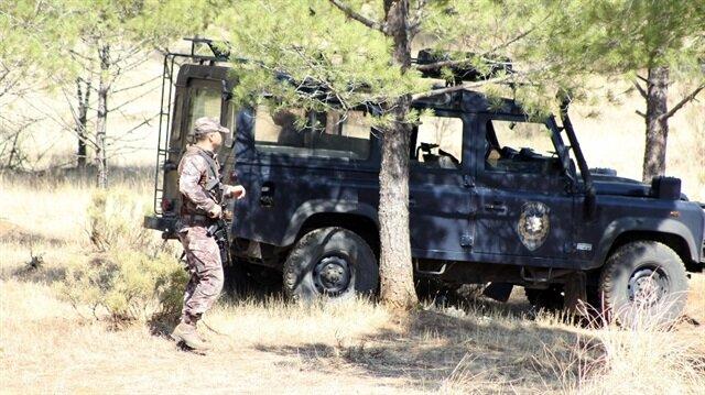 Muğla'da 5 terörist öldürüldü