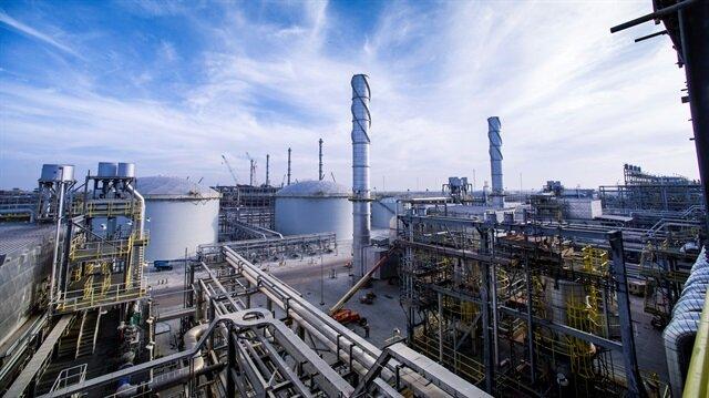 A view shows Saudi Aramco's Manifa oilfield