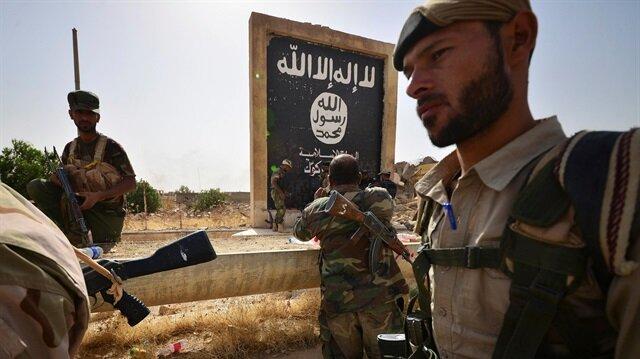 Havice'ye giren Irak ordusu güçleri