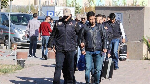 Sivas'ta  5 asker FETÖ'den tutuklandı
