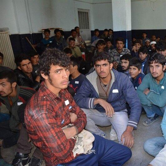 Çankırı'da 119 kaçak durduruldu