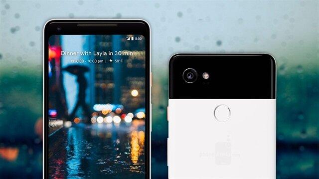 Pixel 2 ve Pixel 2 XL, 17 Ekim'de satışa sunulacak.