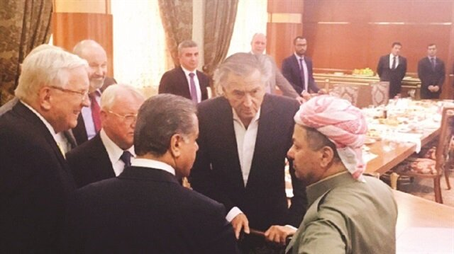 US, Israel directed Daesh, Barzani supported its terrorism