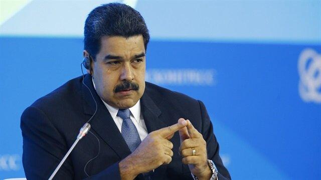 Venezulean President Nicolas Maduro