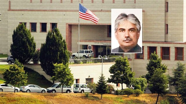 ABD İstanbul Başkonsolosluğu görevlisi Metin Topuz