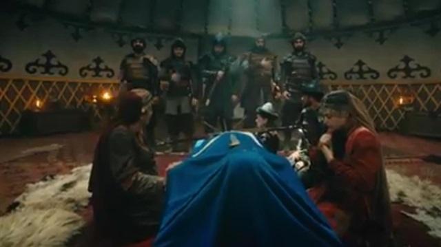 Diriliş Ertuğrul'un yeni sezon ilk fragmanı yayınlandı