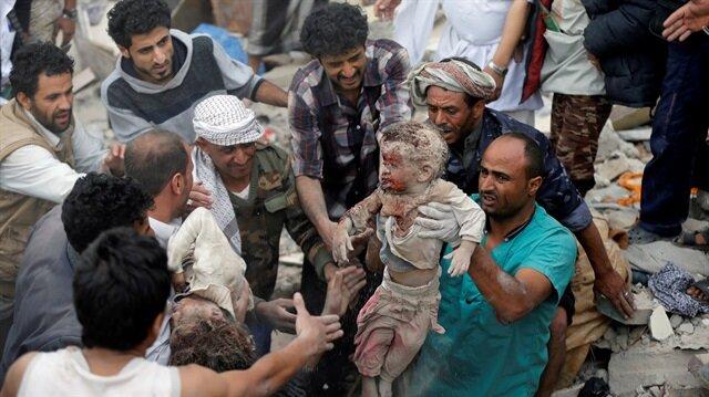 BM'nin kara listesinde  Suriye'deki rejim güçleri ve terör örgütü DEAŞ ile Afganistan'daki Taliban örgütü de yer alıyor.