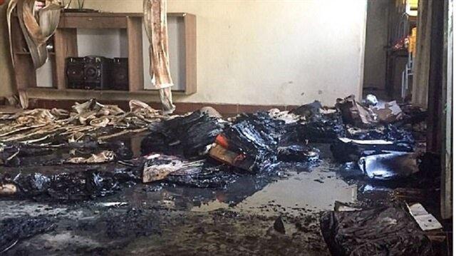 Saldırı sonrası Janauba belediyesi, bölgede 7 günlük yas ilan edildiğini duyurdu.