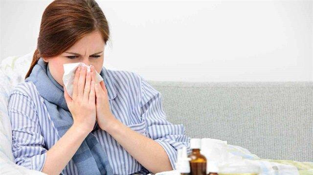 Pek önemsenmeyen grip rahatsızlığı birçok farklı hastalığı tetikliyor.