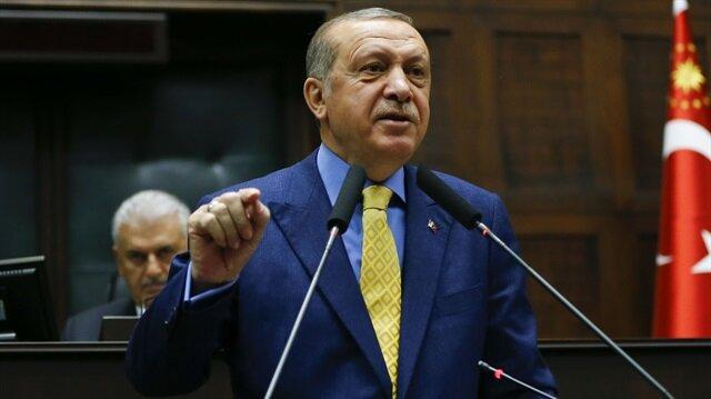 Cumhurbaşkanı ve AK Parti Genel Başkanı Recep Tayyip Erdoğan ile ilgili görsel sonucu