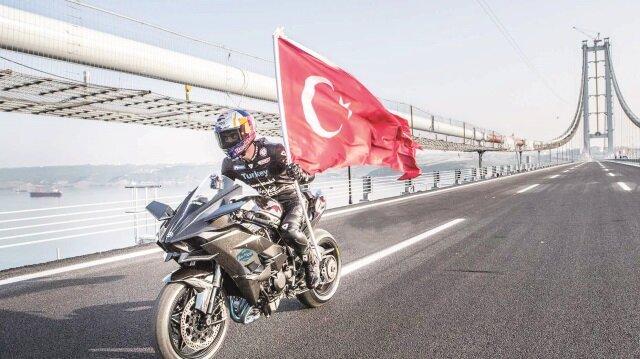 Avrupa pazarına Sofuoğlu hızıyla dalış