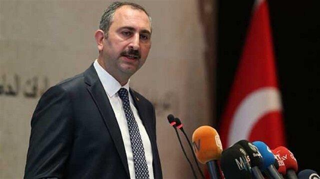 Turkish Justice Minister Abdülhamit Gül