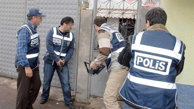 Yalova'da düzenlenen uyuşturucu operasyonunda 5 kişi gözaltına alındı.