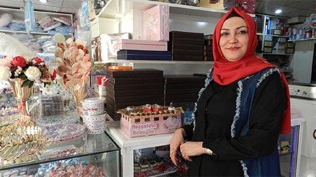 سيدة تركية من ربة منزل إلى مصدّرة للشكولاته لـ 6 دول