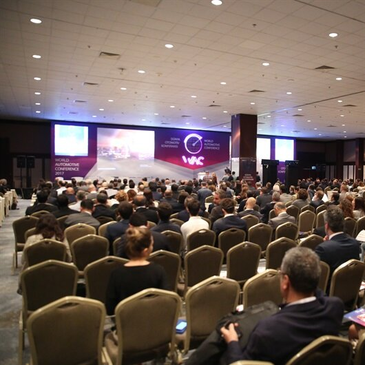 World Automotive Conference begins in Istanbul