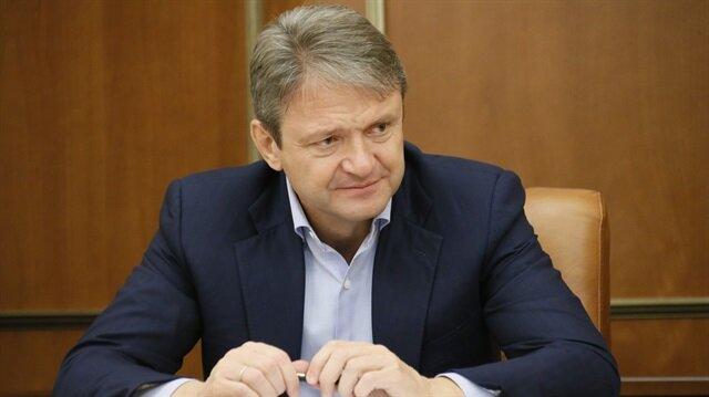 Rusya Tarım Bakanı Aleksander Tkaçev,