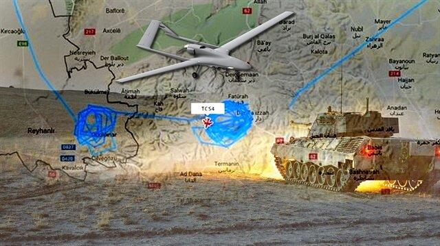 Yerli İHA'lar İdlib için havalandı!