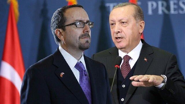 """أردوغان يطرد السفير الأمريكي """"اذهب ولا تبقَ دقيقة واحدة"""""""