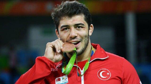 Cenk İldem, Rio'da bronz madalya kazanmıştı.