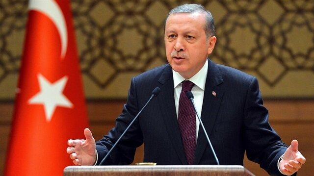 Cumhurbaşkanı Erdoğan: Yapmıyorsanız hakkımı helal etmem