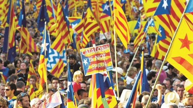İspanya, Katalonya Özerk Bölgesi yönetimine karşı sert tedbirler almaya hazırlanıyor.