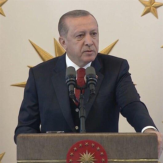 Cumhurbaşkanı Erdoğan: Biz ABD'ye muhtaç değiliz