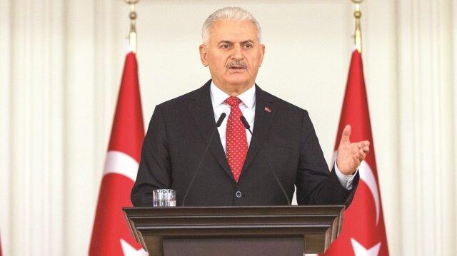 Binali Yıldırım, ABD'nin skandal vize kararına karşılık Türkiye'nin yakışanı yaptığını ve aynı karşılığı verdiklerini belirtti.