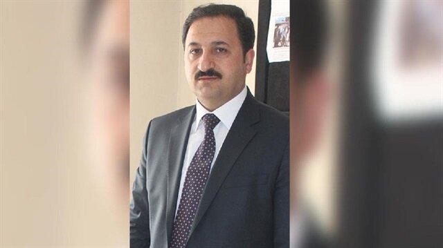 Eski Aşkale Belediye Başkanı Enver Başaran