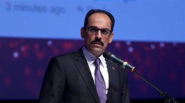 قالن: تركيا باتت تتولى أدوارًا قيادية وتعيد تعريف موقعها العالمي